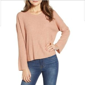 Madewell Relaxed Crewneck Sweater Size M